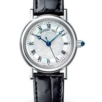 Breguet Brequet Classique 8067 18K White Gold Ladies Watch