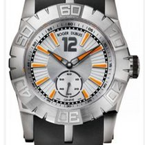 Roger Dubuis RDDBSE0256 Easy Diver Automatic - Steel on Black...