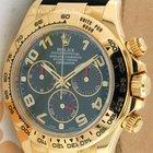 Rolex 116518 Daytona Cosmograph, Yellow Gold, V Serial