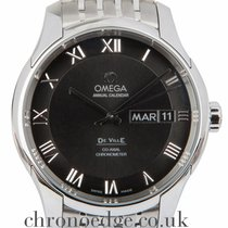Omega De-Ville Annual Calendar Co-Axial 43110412201001