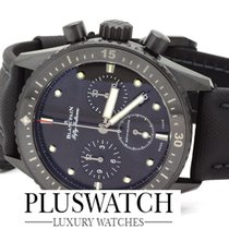 Blancpain Fifty Fathoms Bathyscaphe Flyback Chronograph Ceramic