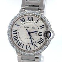 Cartier Ballon Bleu Midsize Automatic Diamonds