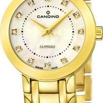Candino Ladies Classic C4501/3 Damenarmbanduhr Klassisch schlicht