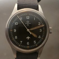 Omega vintage 1953 RAF military ref CK 2777-1 cal 283 with...