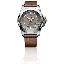 Victorinox Swiss Army I.N.O.X Leather Marron 241738