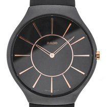 Rado True Thinline M Black