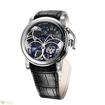 Harry Winston Opus 7 18k White Gold Limited Edition Men's...