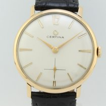 Certina Vintage Manual Winding Gold