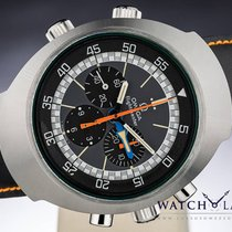 Omega FLIGHTMASTER CHRONOGRAPH GMT VINTAGE - BOX & PAPERS...