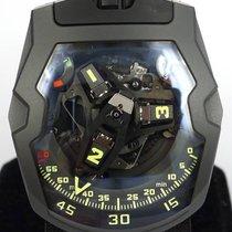 "Urwerk UR-210Y ""Black Hawk"" Limited Edition (New Old Stock)"