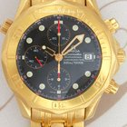 Omega Seamaster Professional Chronograph, Yellow Gold