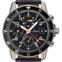 Sinn 103 Ti UTC TESTAF Fliegerchronograph GMT 103.0791