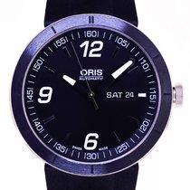 Oris Mans Automatic Wristwatch TT1 Day Date