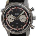 Wyler Lifeguard 660 Diver's Chronograph circa 1960's
