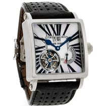 Roger Dubuis Golden Square Flying Tourbillon G40 03 5 N1.63