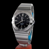 Omega constellation perpetual calender