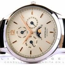 Montblanc Heritage Chronometre Mondphasen Kalender