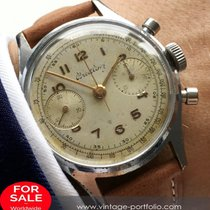 Breitling Wonderful Breitling Vintage Chronograph with round...