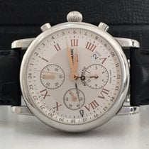 Montblanc Star Chronograph GMT Date Automatico 42mm