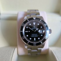 Rolex Submariner Date from 2008 with B&P in Top Conditions