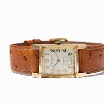 Jules Jürgensen Gold Wristwatch, Switzerland, Around 1940