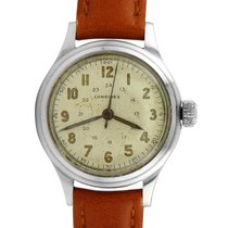 Longines COSD Military Vintage with Documents