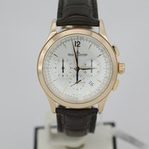 Jaeger-LeCoultre Master Control 18k Rose Gold Chronograph...