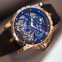 Roger Dubuis Double Flying Tourbillon Excalibur Limited Edition