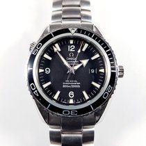 Omega 45mm Seamaster Planet Ocean 600m CO-Axial black 2200.50.00
