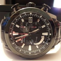 Seiko Ananta Spring Drive Chronograph – Men's watch