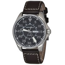 Hamilton Khaki Pilot 42mm H64611535 Watch