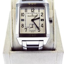 Jaeger-LeCoultre Reverso Squadro Hometime Men's Watch