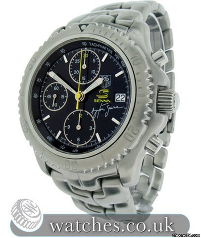 TAG Heuer Link Ayrton Senna Limited Edition [ON HOLD]