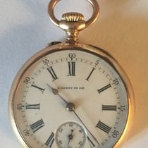 L.Leroy pocket watch