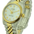 Rolex Used Mid Size No Date 2 Tone with Jubilee Bracelet