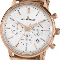 Jacques Lemans Nostalgie N-209M Herrenchronograph Klassisch...