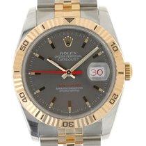 Rolex Datejust Turnograph Acc Oro 01/2009 art. Rt826
