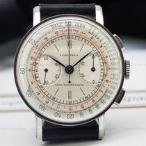 Longines Rare Vintage 13ZN Chronograph SS (24557)