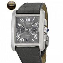 Cartier - Tank MC Chronograph grey dial