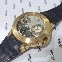 Harry Winston Ocean GMT Tourbillion World Time - 400/MATTZ45RL.WA