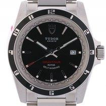 Tudor Grantour Date Stahl Automatik Stahlband 42mm Ref.M20500N...