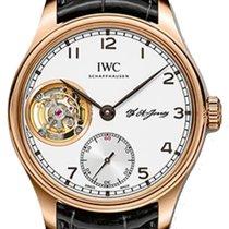 IWC Schaffhausen IW546306 Portugieser Tourbillon Hand-Wound...
