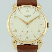 Longines Vintage Chronometer 18K Gold