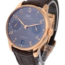 IWC IW500702 Portugieser Automatice in Rose Gold - n Brown...