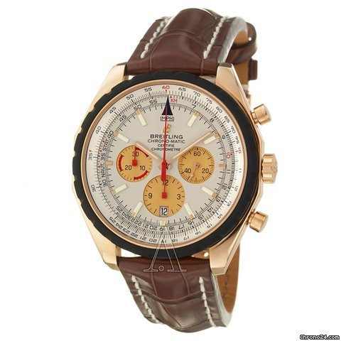 Breitling Men&amp;#39;s Navitimer Chrono-Matic Watch