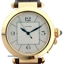 Cartier Pasha 18kt Yellow Gold