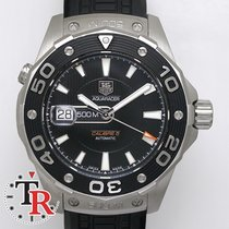 TAG Heuer Aquaracer 500M Calibre 5, box+papers
