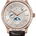 Zenith Captain Moonphase Mens Watch