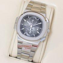 Patek Philippe Nautilus 5990/1A Chronograph Travel Time