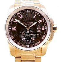 Cartier Calibre De Cartier W7100040 Automatic Men's 18k...